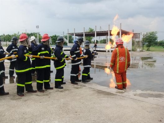 In house Basic fire fighting